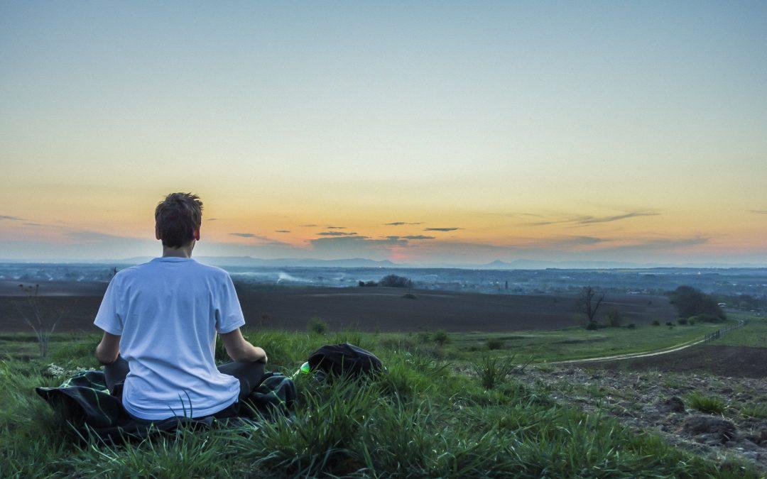 We zijn gestart met Yin yoga!